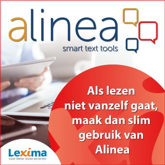 Alinea van Lexima, Maakt lezen en schrijven makkelijker